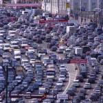 Как «выжить» в автомобильной пробке в жару?