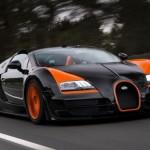 Bugatti создали самый быстрый кабриолет.