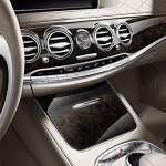 Первая спецверсия автомобиля S-класса от Mercedes-Benz.