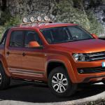 Новый Volkswagen Amarok появится в России в декабре.