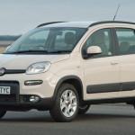 Fiat Panda превратится в компактный кроссовер.