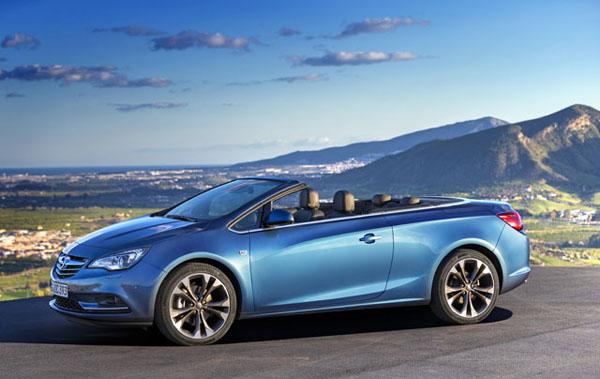 Обзор автомобиля Opel Cascada 2013