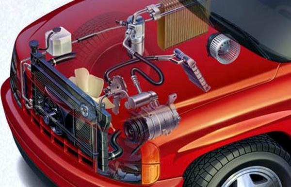 Эксплуатация и ремонт автомобильного кондиционера
