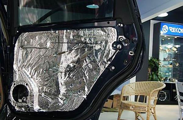 Основные источники шума в автомобиле и их устранение.