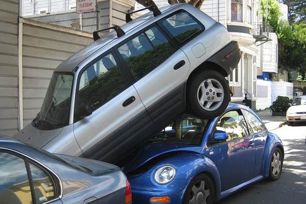 Как правильно парковаться на автомобиле: советы для новичков.