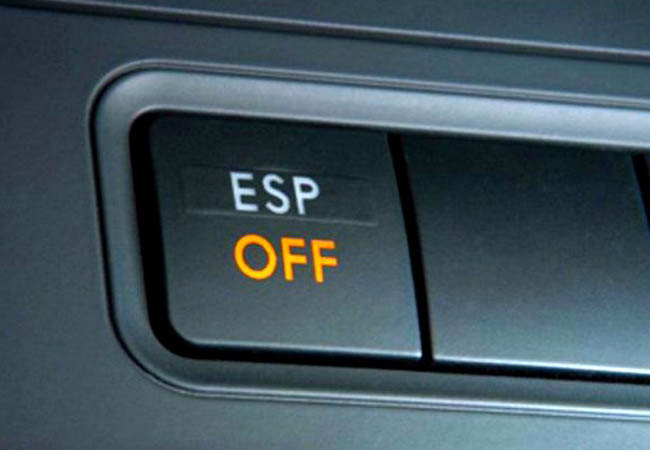 Что такое ESP (Система курсовой устойчивости).