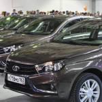 Первые 10 автомобилей Lada Vesta переданы в автопарк администрации Удмуртии.