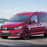 Стартовал выпуск нового Volkswagen Caddy для России.