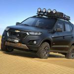 Chevrolet Niva второго поколения может пойти в производство.