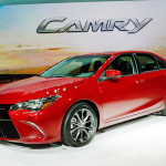 Toyota представила спецверсию Camry для России.