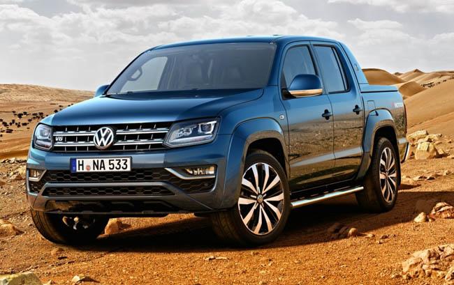 Стали известны цены на обновленный Volkswagen Amarok для России. фото 1