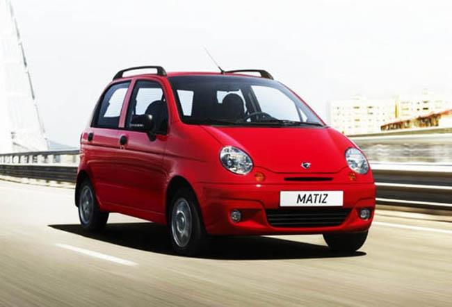 Matiz уходит с российского рынка. фото 1