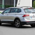 Volkswagen Tiguan обзавелся семиместной версией.