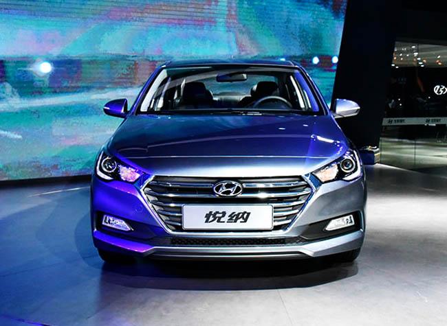Новый Hyundai Solaris выходит на российский рынок. фото 1
