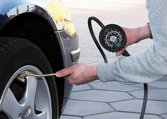 Насколько важен контроль давления в шинах? фото 1