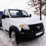 Новый грузовик УАЗ «Карго» станет серьезным конкурентов «ГАЗели».