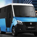 Обновленная ГАЗель Next выйдет на рынок в 2018 году.