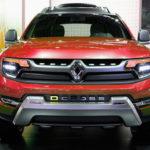 Второе поколение Renault Duster будет представлено 22 июня.
