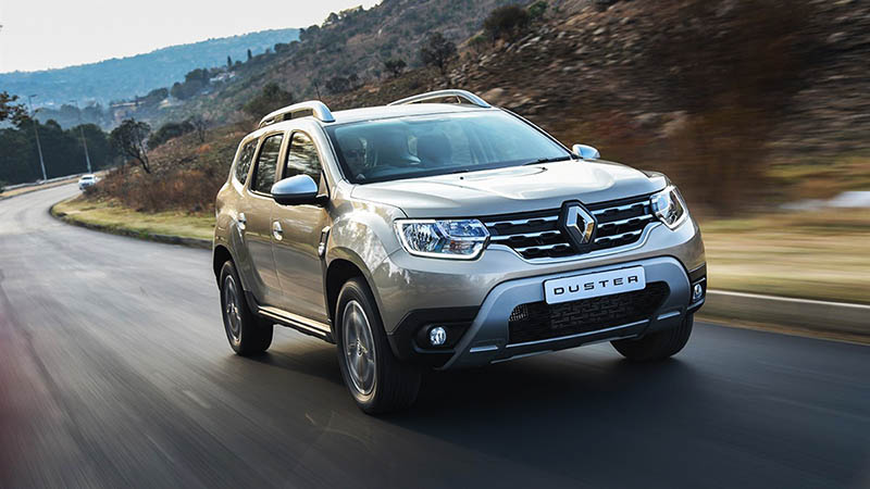 В России началось производство обновленного Renault Duster. фото 3